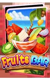 Fruits BAR