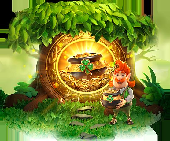 รีวิวPG SLOT Leprechaun Riches