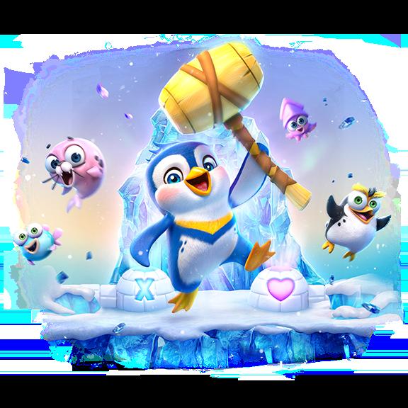 รีวิวPG SLOT The Great Icescape